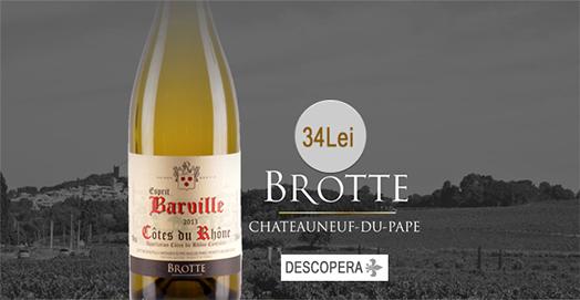 Vin Esprit Barville Alb