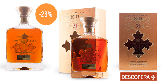 Whisky Johnnie Walker 21 yrs