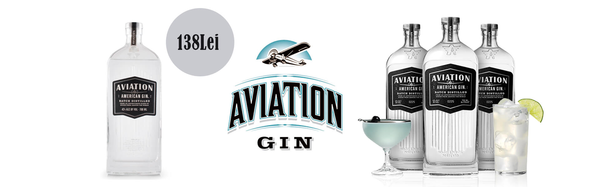 Banner Gin Aviation