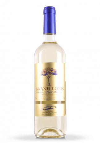 Vin Grand Lonis, A.O.P. Bordeaux Blanc Moelleux, 2014 (0.75L) Image