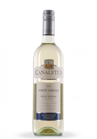 Vin Canaletto, IGT Delle Venezie, Pinot Grigio 2011 (0.75L) Image