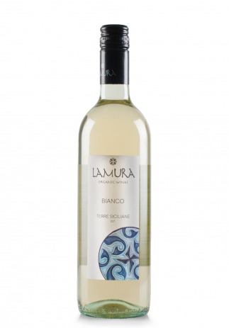 Vin La Mura, IGT Bianco Terre Siciliane, 2016 (0.75L)