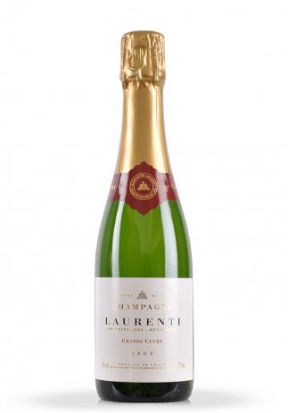 Champagne Laurenti Grande Cuvee Brut Mini (0.375L) (2220, SAMPANIE FRANTA)