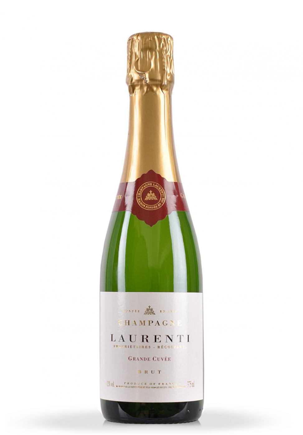 Champagne Laurenti Grande Cuvee Brut Mini (0.375L)