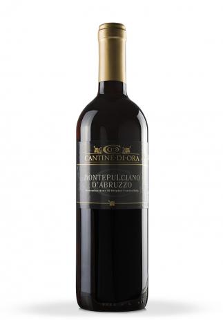 Vin Montepulciano D'Abruzzo, Cantine Di Ora 2014 (0.75L) Image