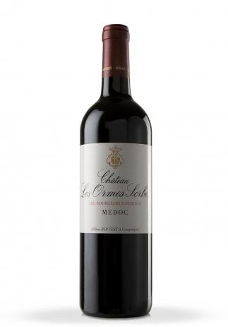 Vin Château Les Ormes Sorbet, Cru Bourgeois Supérieur, Medoc 2006 (0.75L) Image