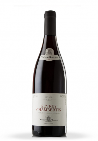 Vin Gevrey Chambertin, Cote D'Or, Nuiton-Beaunoy 2008 (0.75L)