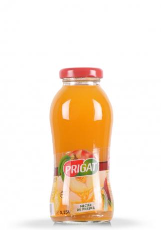Prigat Nectar Piersici (12x0.25L) Image