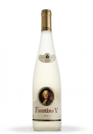 Vin Faustino V White, 2011 (0.75L) Image