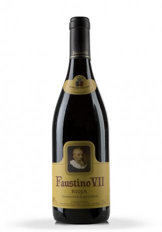 Vin Bodegas Faustino, DOC Rioja, Faustino VII Tinto, 2011 (0.75L)