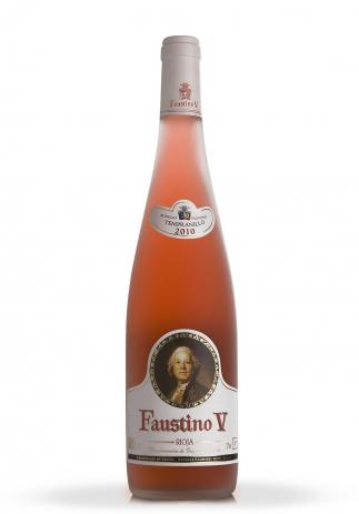 Vin Bodegas Faustino, DOC Rioja, Faustino V Rose, 2012 (0.75L)
