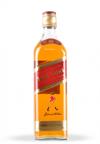 Whisky Johnnie Walker Red Label Blended Scotch (1L) (2582, BLENDED SCOTCH)