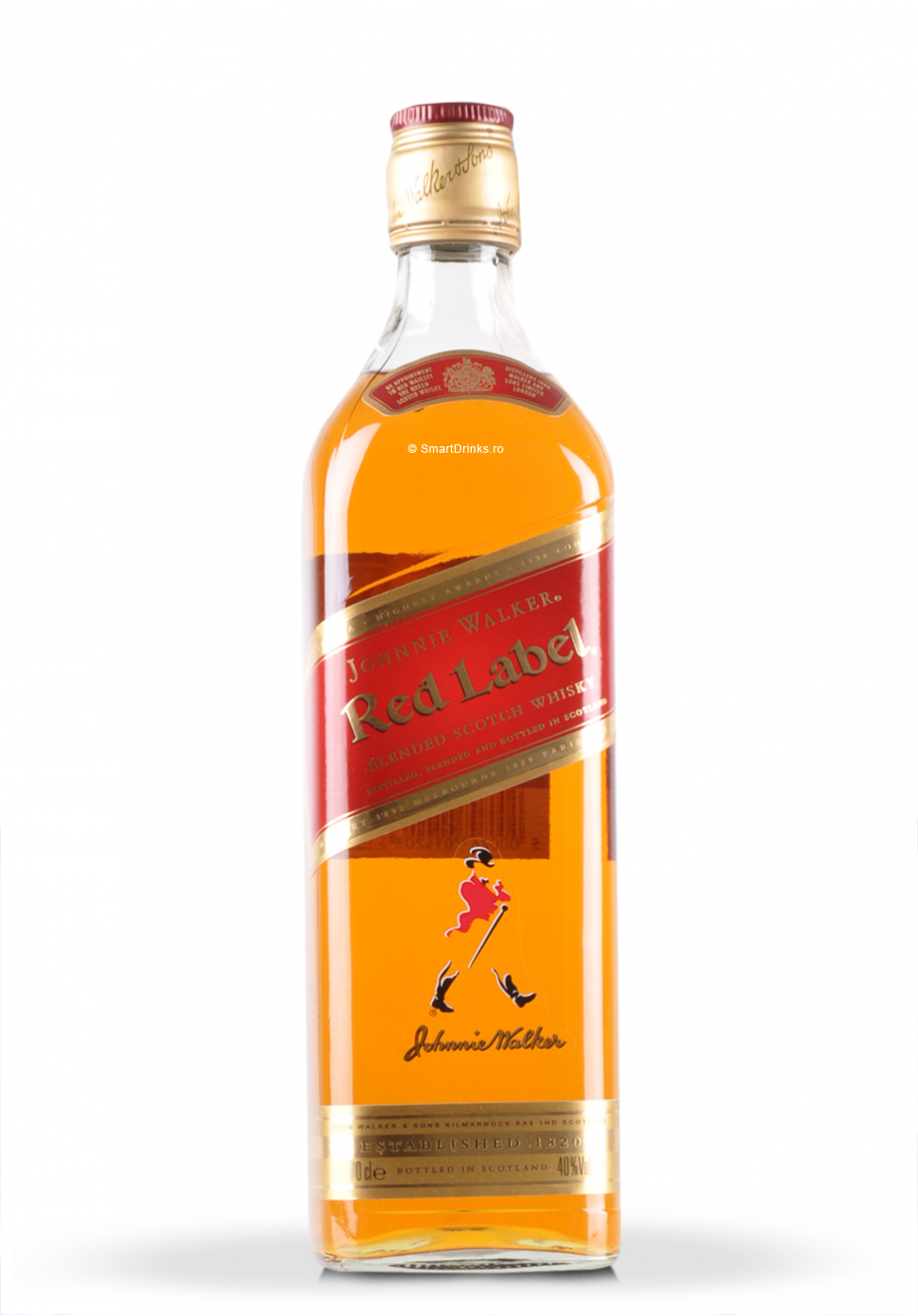 Whisky Johnnie Walker Red Label Blended Scotch (1L)