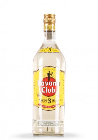 Rom Havana Club 3 Ani Cuba (0.7L) Image