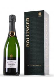 Champagne Bollinger, La Grande Annee+cutie (0.75L)