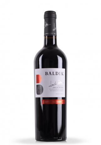 Vin Baldik, Cabernet Sauvignon, Selected by Jean Luc Pouteau, 2015 (0.75L)