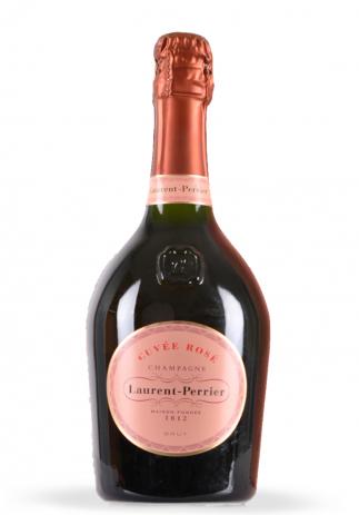 Champagne Laurent Perrier, Cuvee Rose Brut (0.75L) Image