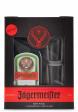 Set cadou Jagermeister + 2 pahare (1L)