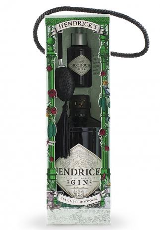 Gin Hendrick's Hothouse Pack (0.7L)