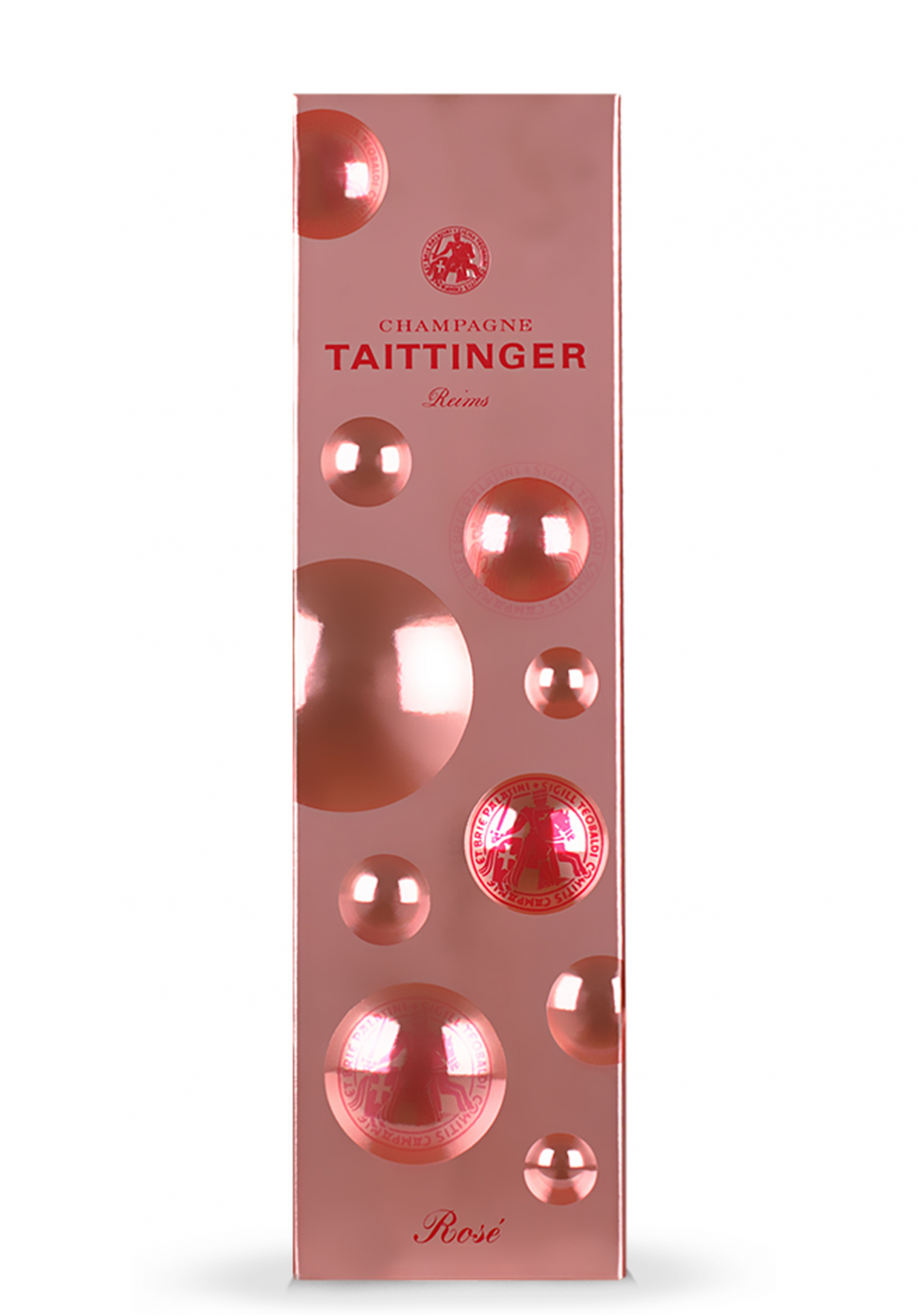 taittinger brut rose