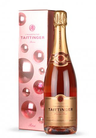 Champagne Taittinger Brut, Prestige Rose (0.75L) Image