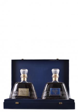 Rom Zacapa Duo Gift, Centenario XO + 30 ani Aniversario (2 x 0.7L)