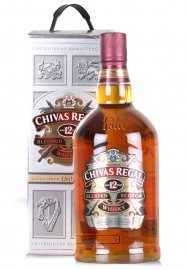 Whisky Chivas Regal 12 ani, Blended Scotch (2L)
