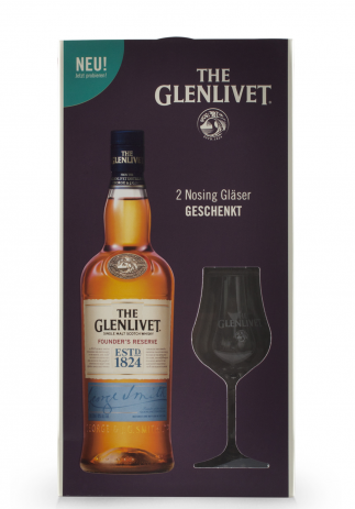 Whisky The Glenlivet Founder's Reserve, Single Malt Scotch Whisky (0.7L)