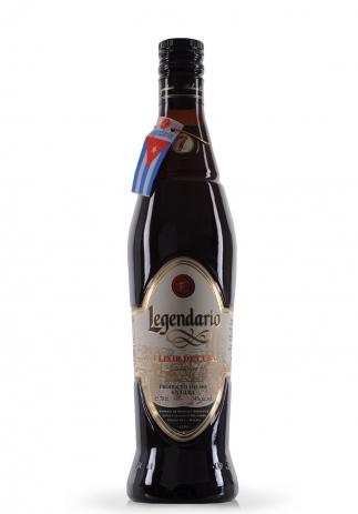 Rom Legendario Elixir de Cuba (0.7L) Image