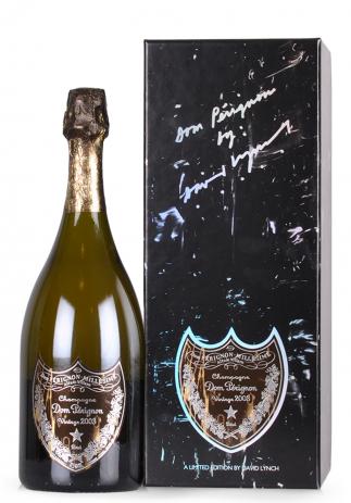 Champagne Dom Perignon , Vintage 2003 Brut, David Lynch Editie Limitata (0.75L) Image