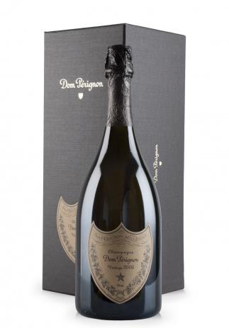 Champagne Dom Pérignon, Vintage 2006 Brut, Editie Limitata + Cutie Cadou (0.75L)