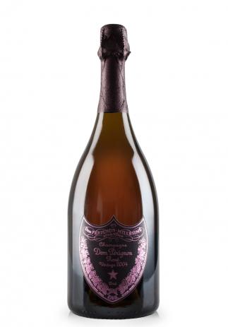 Champagne Dom Pérignon Rosé, Vintage 2004 Brut, Ediţie Limitată (0.75L)