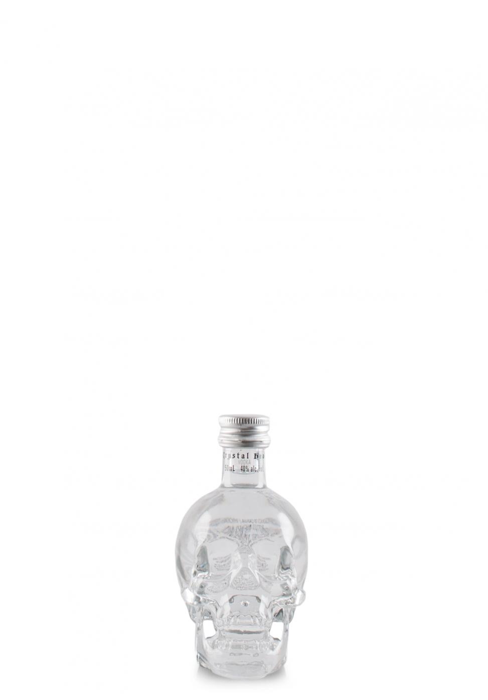 Vodka Crystal Head (0.05L)