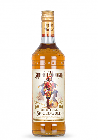 Rom Captain Morgan Spiced Gold (0.7L) Image