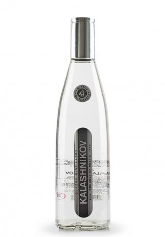 Vodka Kalashnikov Black Label (0.7L)