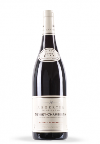 Vin Gevrey Chambertin Reserve Personnelle 2011 (0.75L)