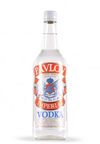 Vodka Pavlov Imperial (0.7L) Image