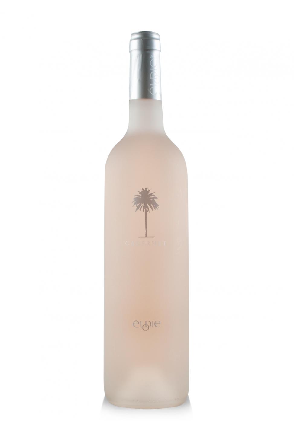 Vin Elodie Rose, Vin de Pays du Var, Cabernet Sauvignon 2016 (0.75L)