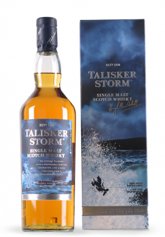 Whisky Talisker Storm, Single Malt Scotch (0.7L)