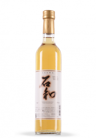 Whisky Isawa, Japanese blended whisky (0.5L)