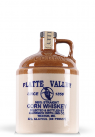 Whisky Platte Valley, Straight Corn (0.7L)