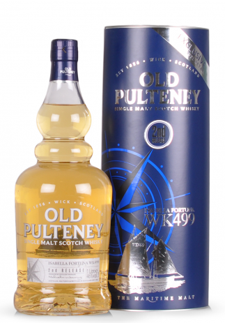 Whisky Single Malt Old Pulteney, Isabella Fortuna WK499, 2nd Release Limited Edition (1L)