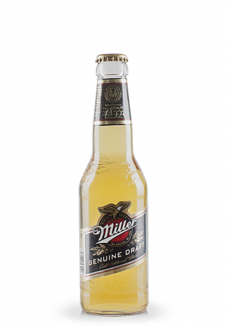 Bere Miller Genuine Draft Sticla (24 x 0.33L)