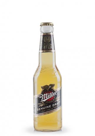 Bere Miller Genuine Draft Sticla (24 x 0.33L)