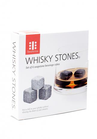 Whisky Stones Beverage Cubes Set de 6 bucati Image