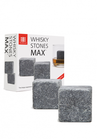 Whisky Stones Beverage Max Set de 2 bucati