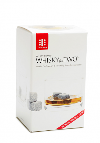 Whisky Stones Whisky for two Image