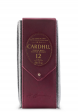 Whisky Cardhu, Single Malt Scotch Whisky, 12 ani + Cutie cadou din piele (0.7L)
