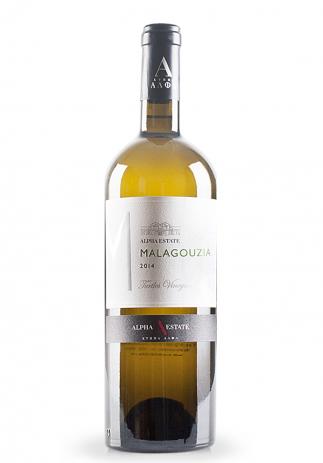 Vin Alpha Estate, Axia White, Malagouzia 2014 (0.75L) Image