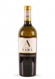 Vin Alpha Estate, Chardonnay Oak Fermented, 2013 (0.75L)